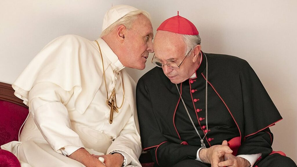 The Two Popes - Confession