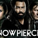 three people looking into the camera title: Snowpiercer