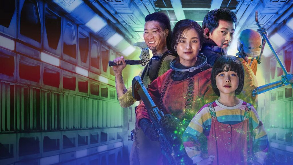 Space Sweepers (2021) - Review - What's New On Netflix