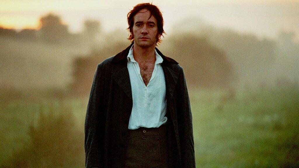 a man, walking on a moor