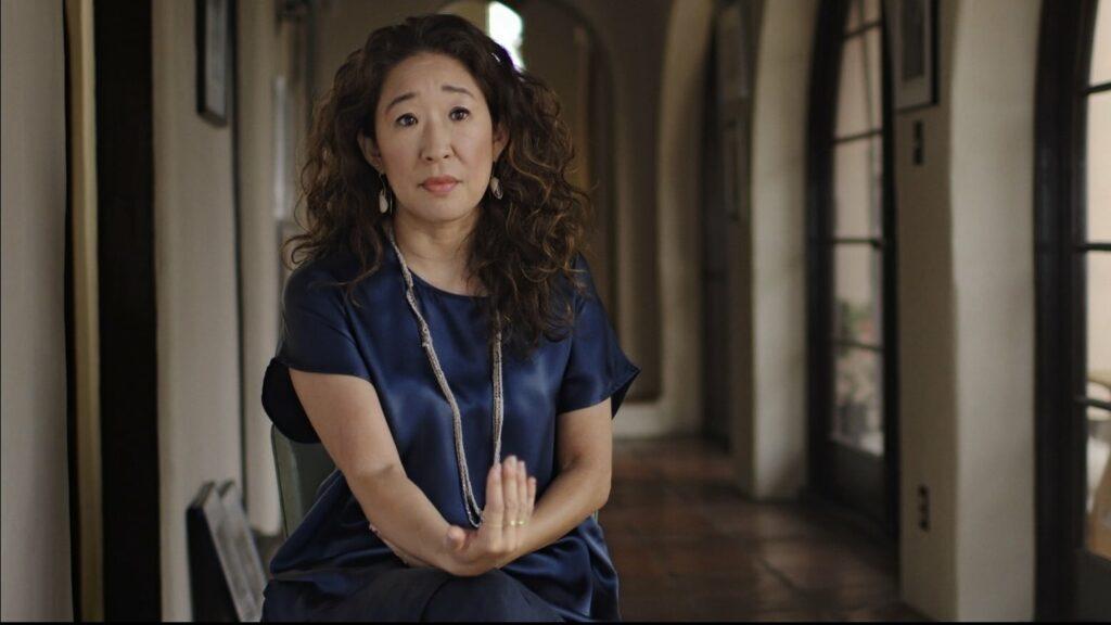 Asian-Canadian Actress Sandra Oh